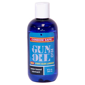 Gun Oil H2O Waterbased Lubricant