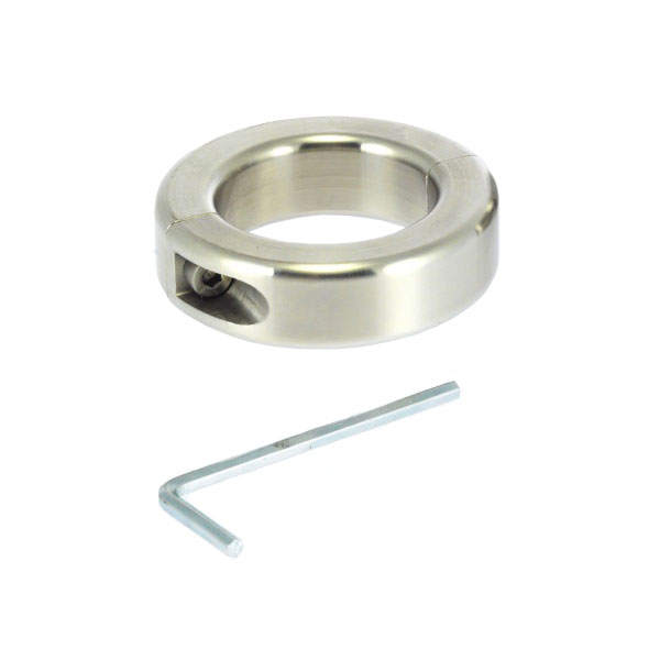 Round Stainless Steel Ballstretcher 170g