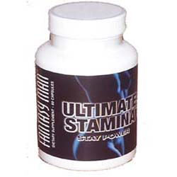 Ultimate Stamina (For Males)